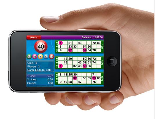 play mobile bingo